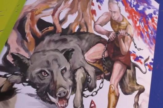 Liquidation of the oligarchs (Erymanthian Boar) Stanito