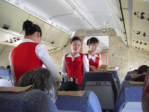 air koryo flight attendants stanito