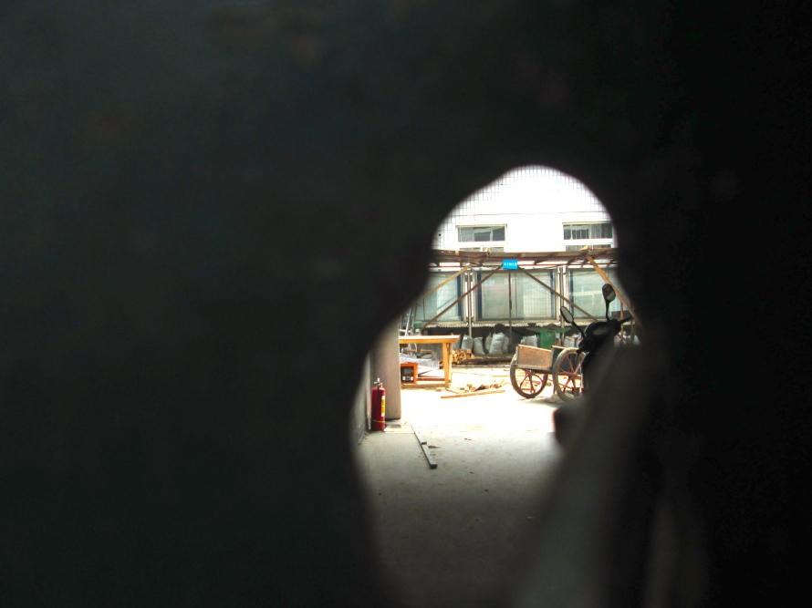 Inside Undeground City Beijing Stanito