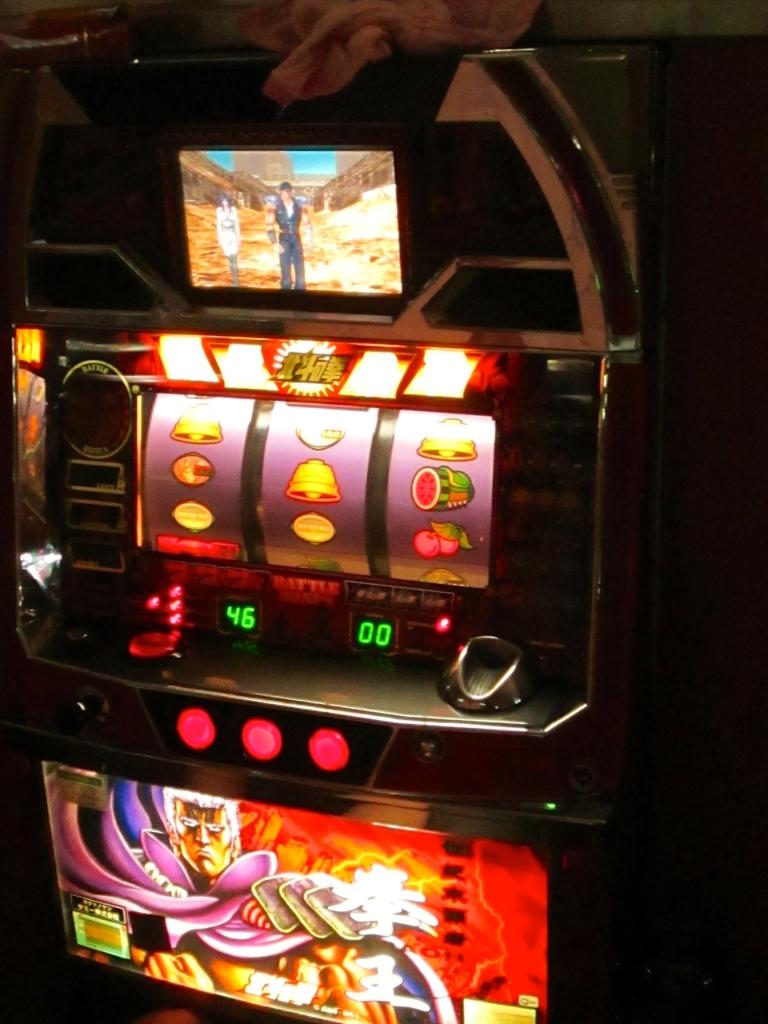 North Korean Slot machine Stanito