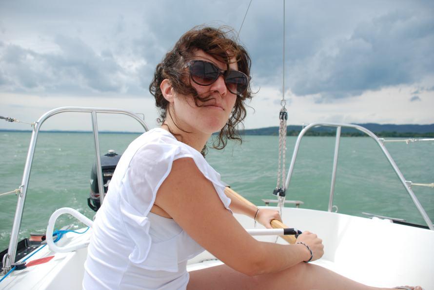 Stanito sailing