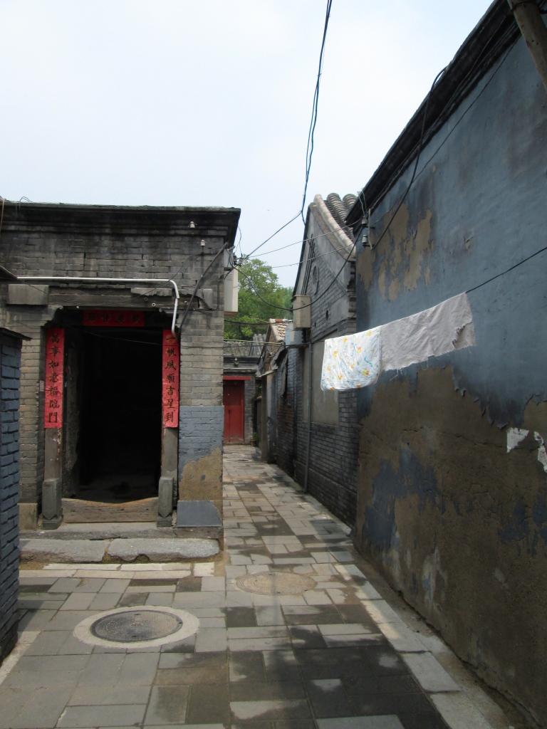 Undeground City Beijing Stanito