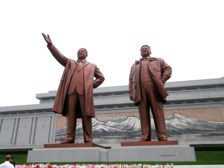 Kim Il Sung Kim Jong Il Stanito
