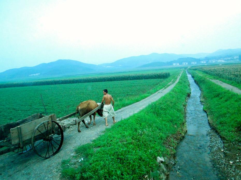 North Korea Countryside 1
