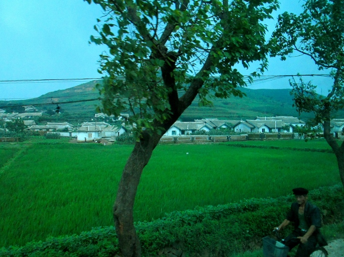 North Korea Countryside 2