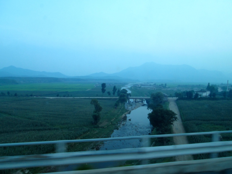 North Korea Countryside