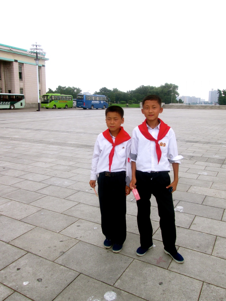 People in Pyongyang 2