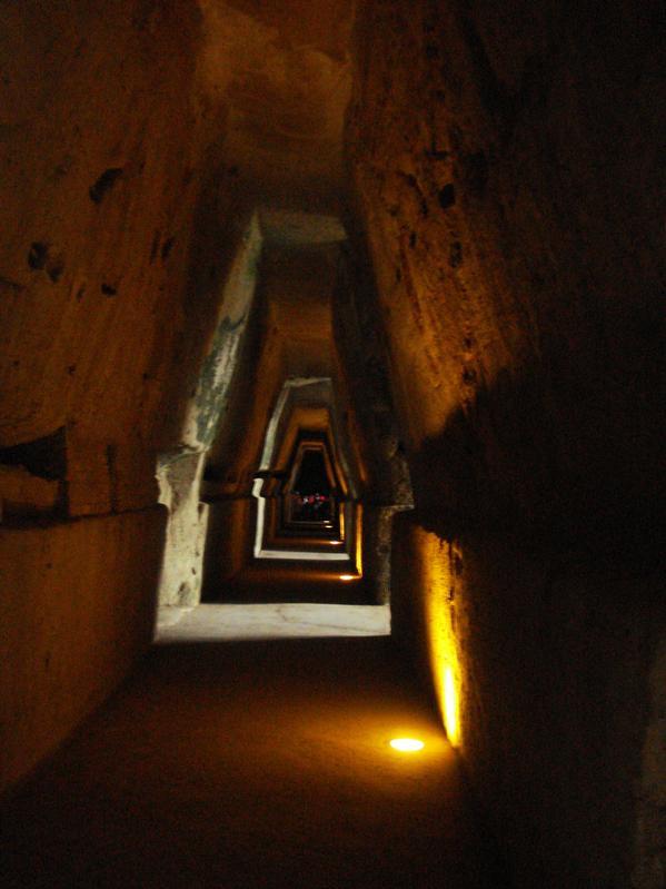 Antrum Sybil hallway
