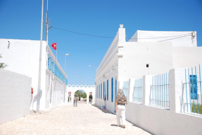 Synagogue la ghriba Stanito