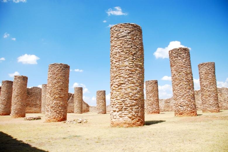 La Quemada Hall of Columns Stanito