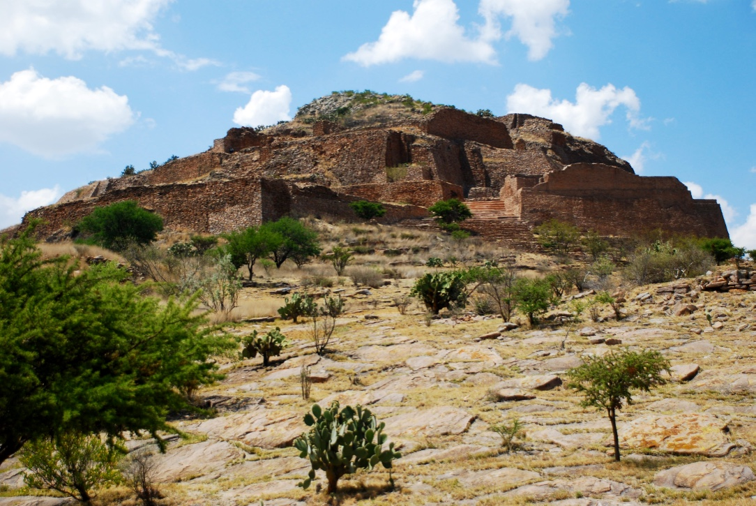 What guide books won't tell you: 'La Quemada 'Ruins of Chicomóztoc