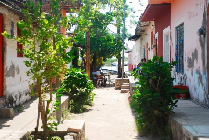 Mexcaltitan roads 2