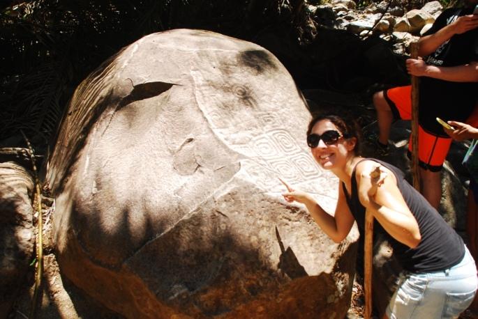 Petroglyphs Stanito 1