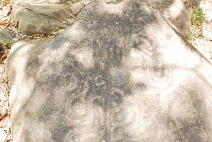 Petroglyphs Stanito 4