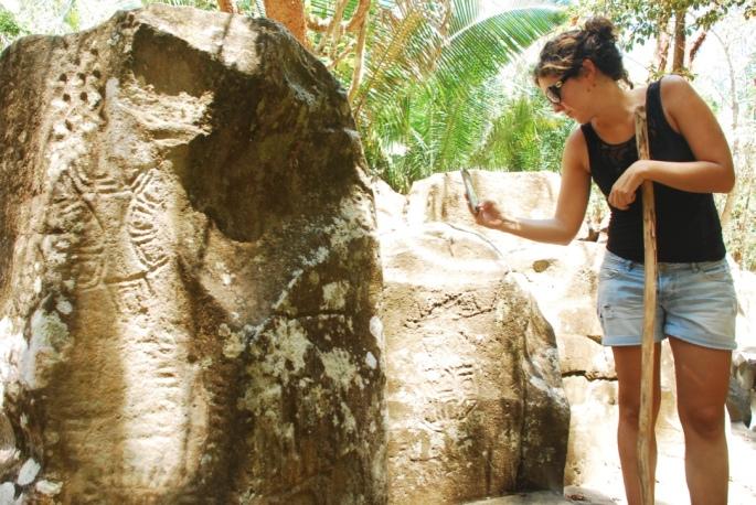 Petroglyphs Stanito 7