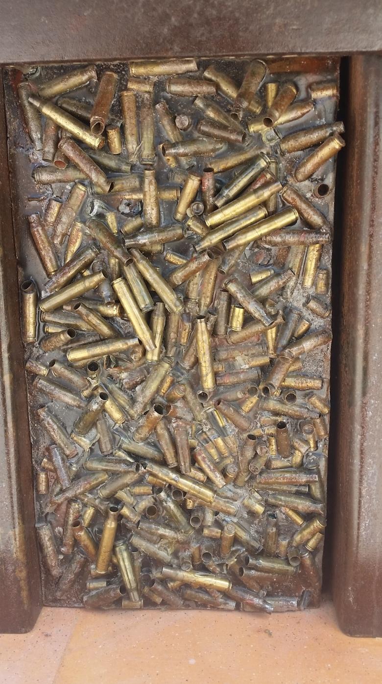 Zacatecas bullets 1914 Bufa Stanito
