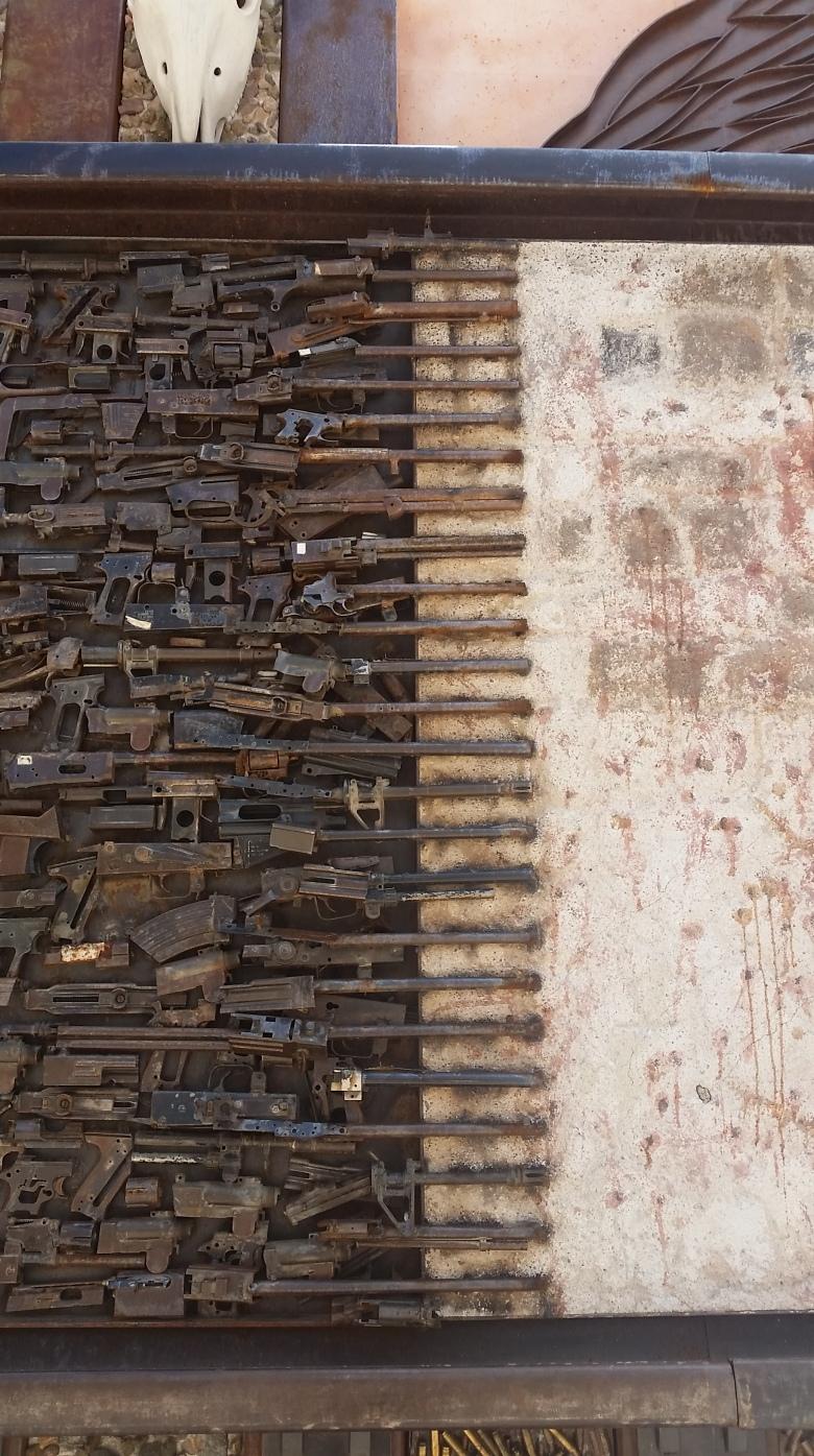 Zacatecas rifles 1914 Bufa Stanito