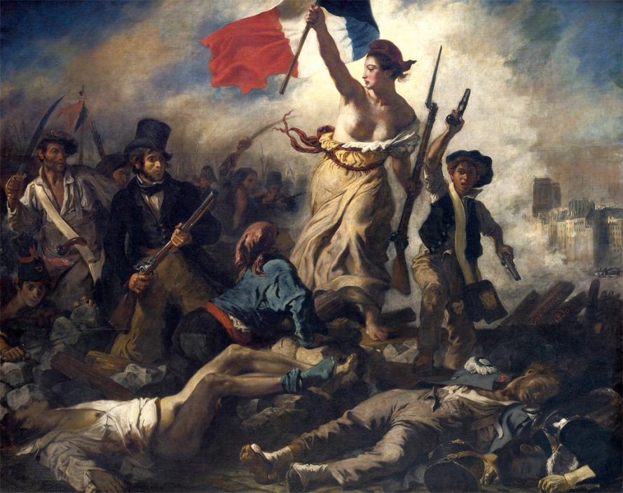 La Prise de la Bastille,