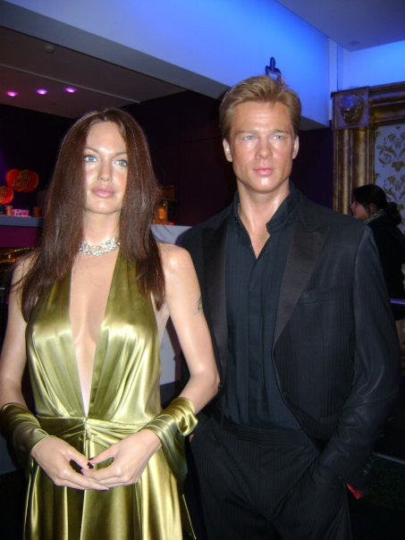 Stanito_Brangelina_Madame_Tussaud_London_UK