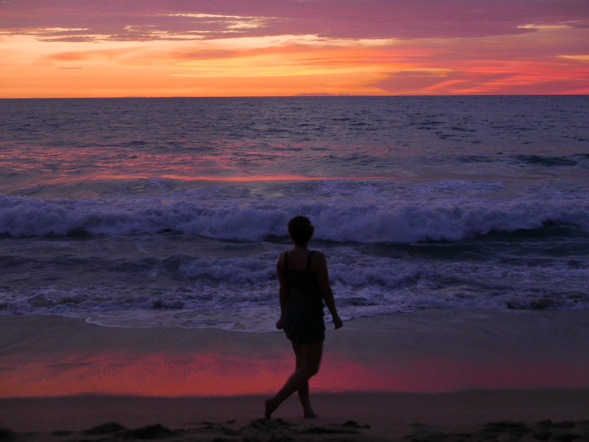 San Pancho Sunset