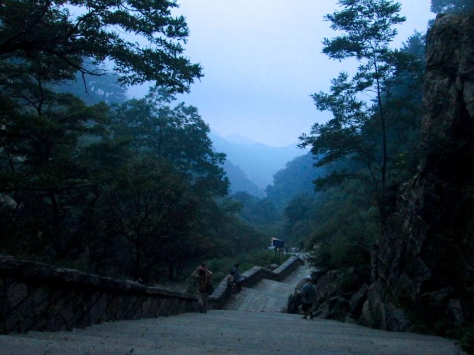 Tai'an Sacred Mountain Stanito