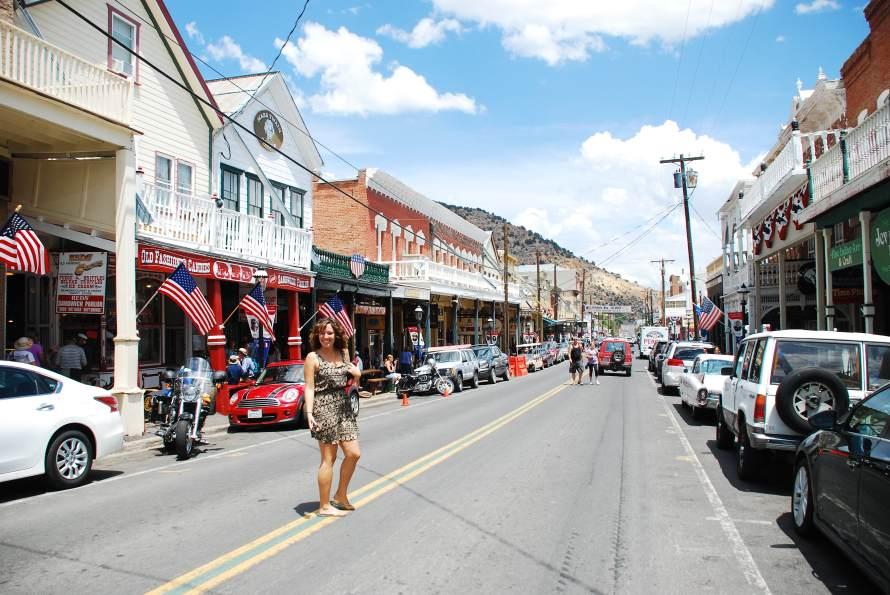 Virginia City NV Stanito