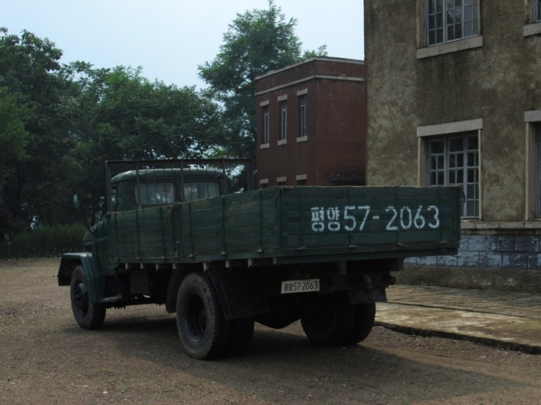 Chollima_Pyongyang_Film_Studio_Truck_North_Korea_Stanito