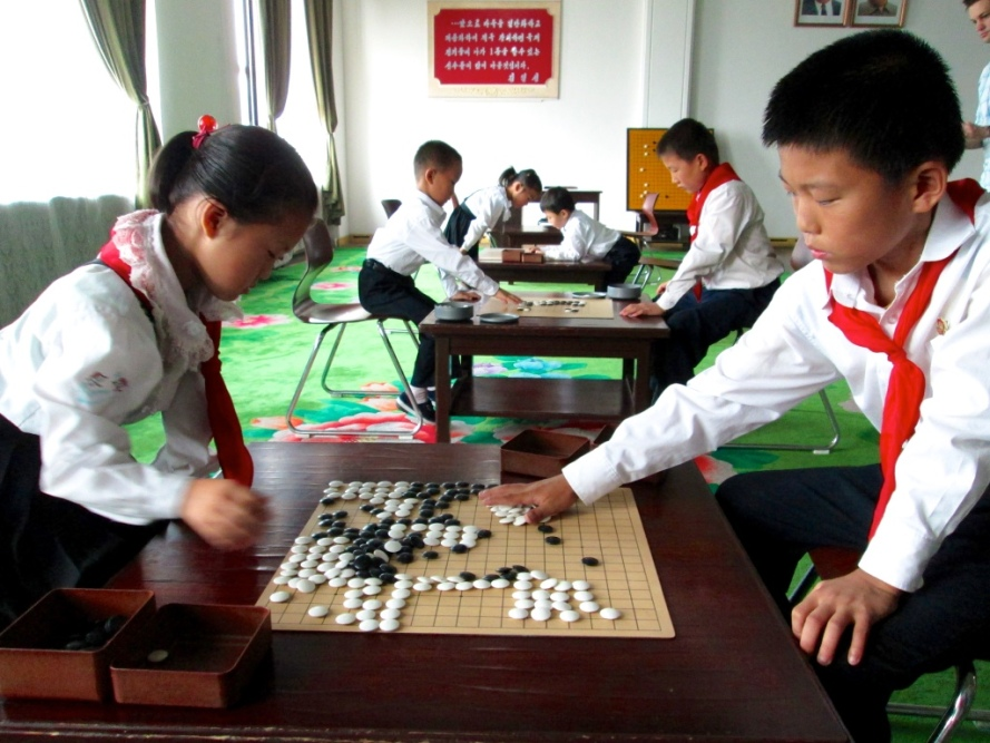 Mangyongdae_Children_Palace_North_Korea_Stanito_chess_board_game