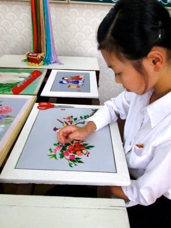 Mangyongdae_Children_Palace_North_Korea_Stanito_sewing_class
