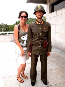 Stanito and soldier