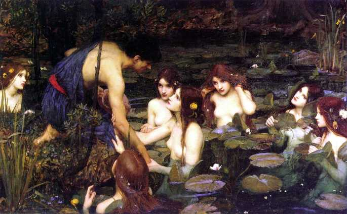 Hylas_and_the_Nymphs_Art_1896